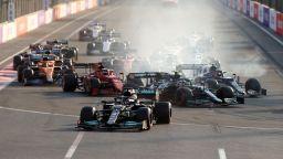 Люис Хамилтън обясни драматичния си провал в Баку