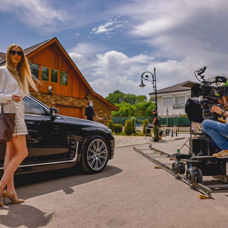 """Луиза Григорова размени рождения си ден за социалната кауза на филма  """"Игра на доверие"""""""