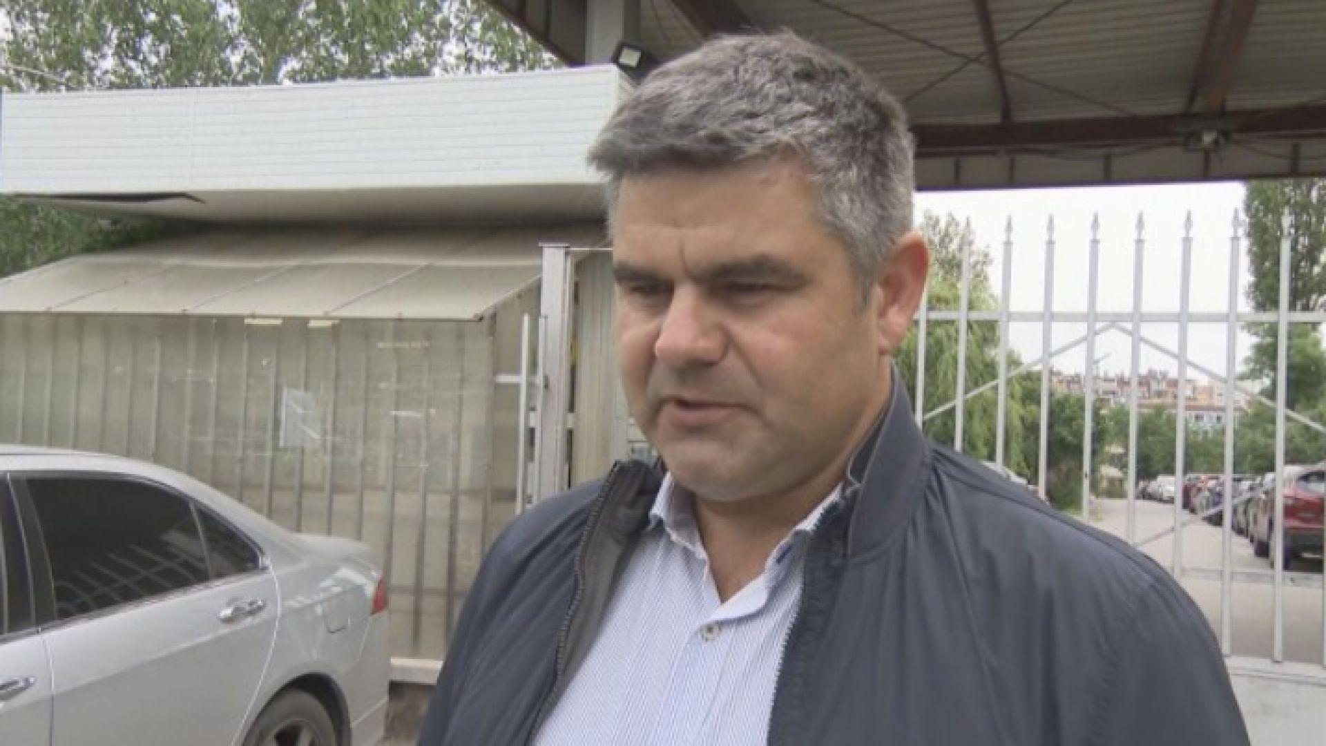 Прокуратурата обвини Папалезов за участие в престъпна група, ръководена от Божков