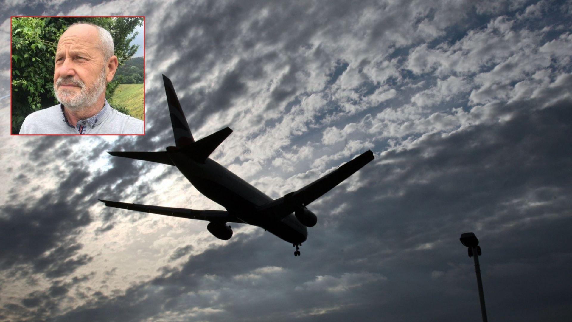 Как се приземява самолет принудително? Капитан Тодор Пенев пред Dir.bg