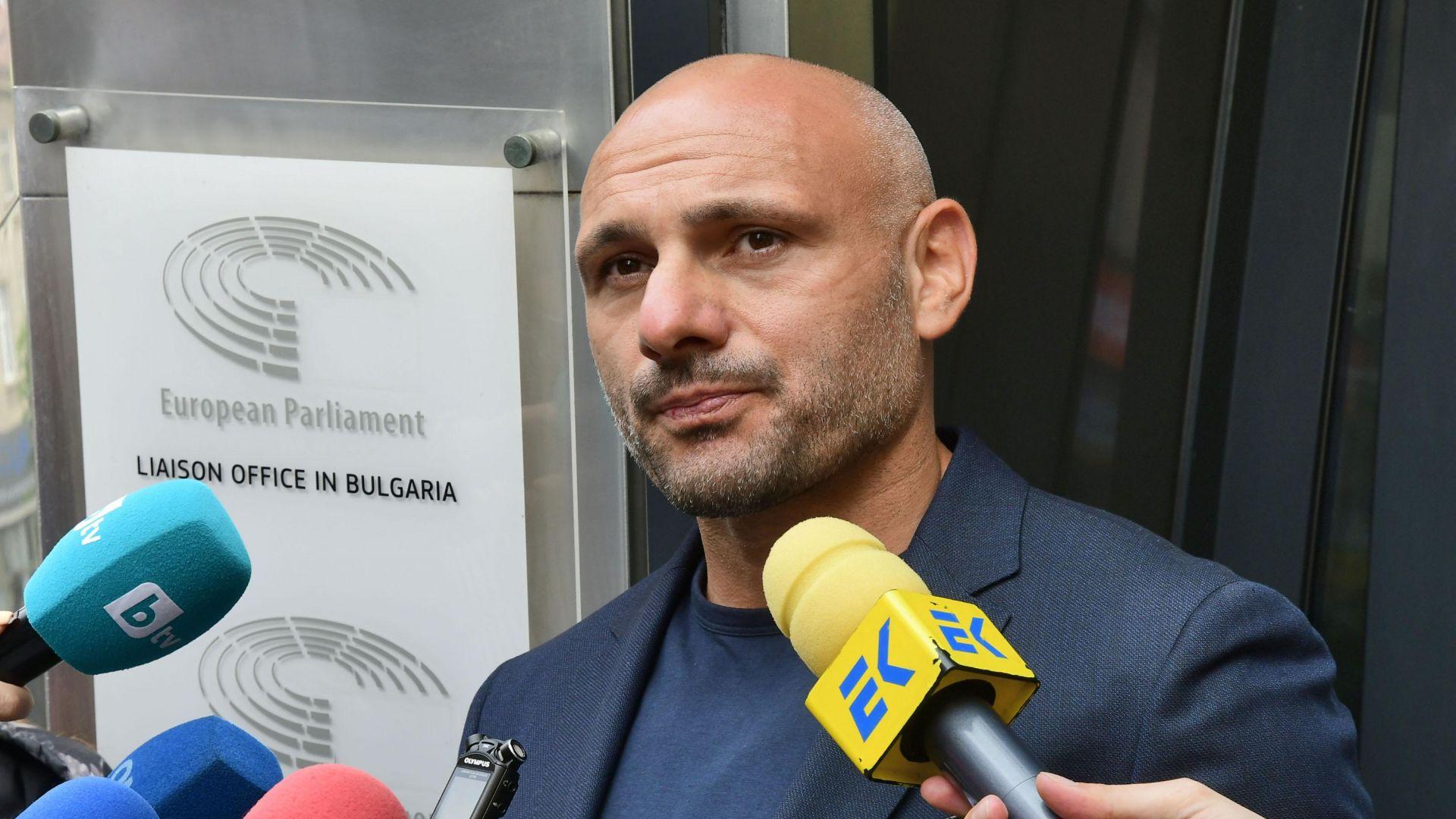 Станислав Недков-Стъки бе на разпит в полицията