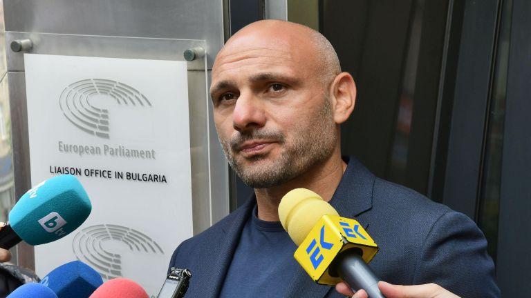 Станислав Недков - Стъки внесе в представителството на Европейската комисия