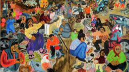 Български художници в мащабни изложби, представящи най-добрите творци на Европа