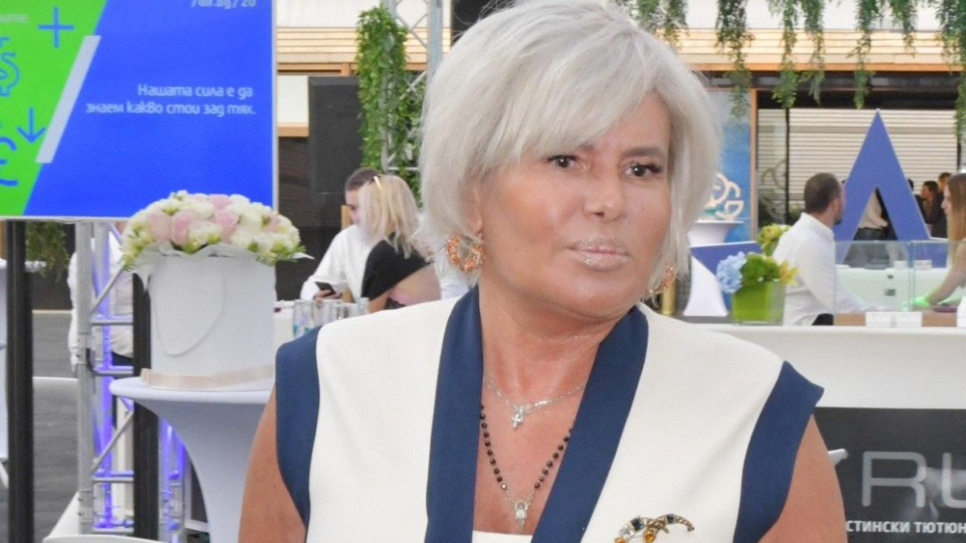 Маринела Арабаджиева се кандидатира за депутат от Бургас