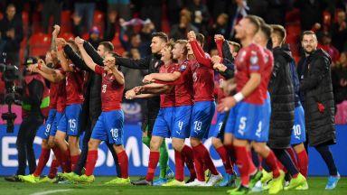 Отборите на Европейското: Чехия е футболно страшилище на Стария континент