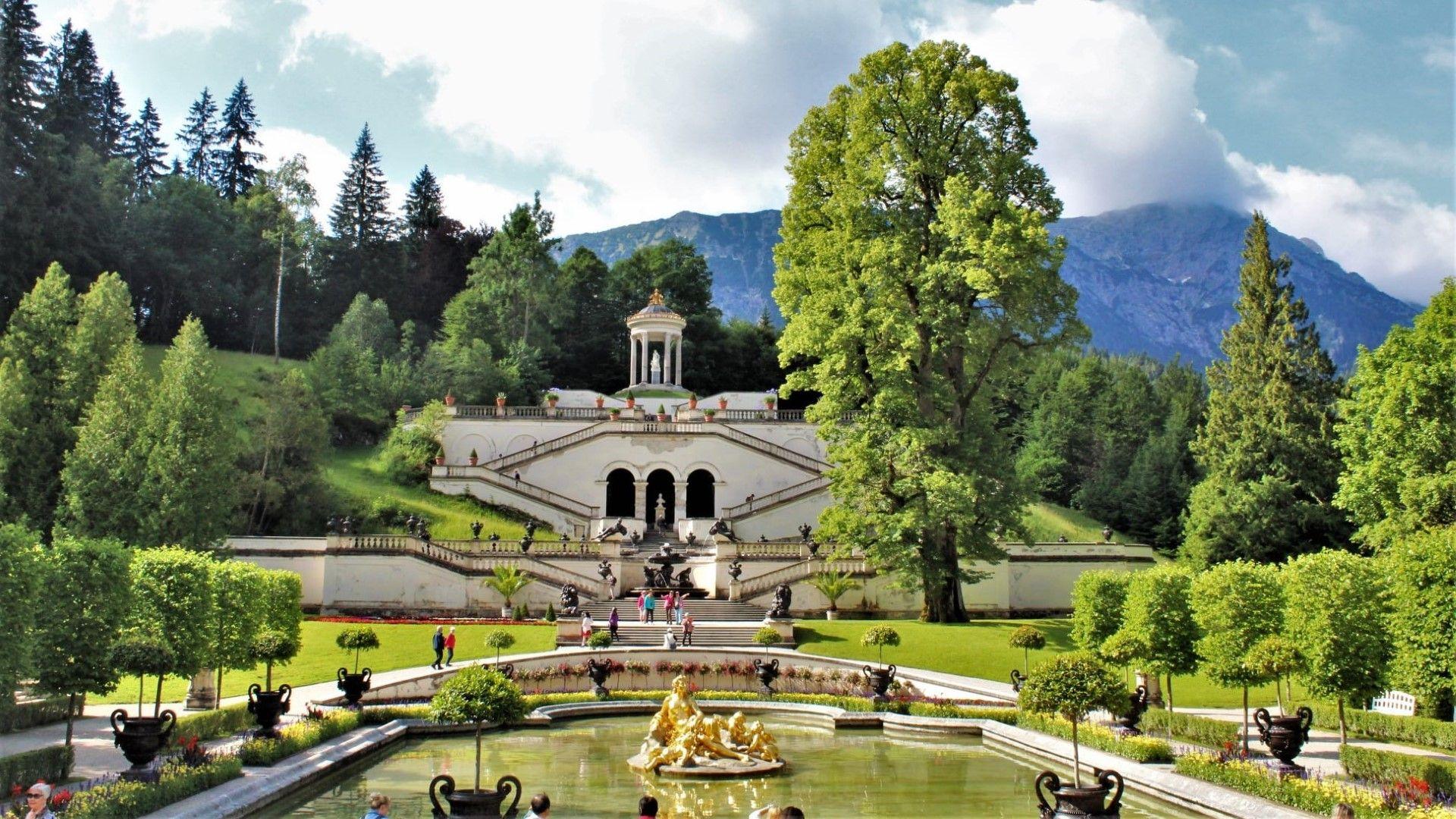 Приказната Бавария през погледа на една българка