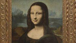 """Реплика на """"Мона Лиза"""" се продава на търг в Париж"""