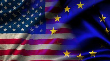Икономиката на ЕС се свива, докато на САЩ расте