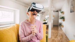 Виртуална реалност връща спомените на възрастните
