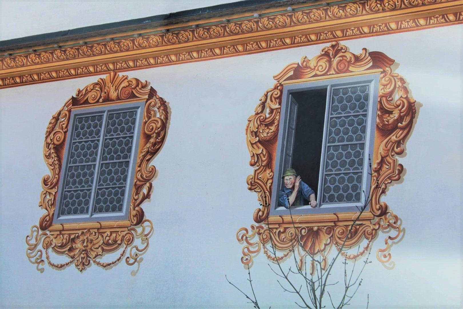 Рот ан дер Рот - не е ли като галерия на открито?