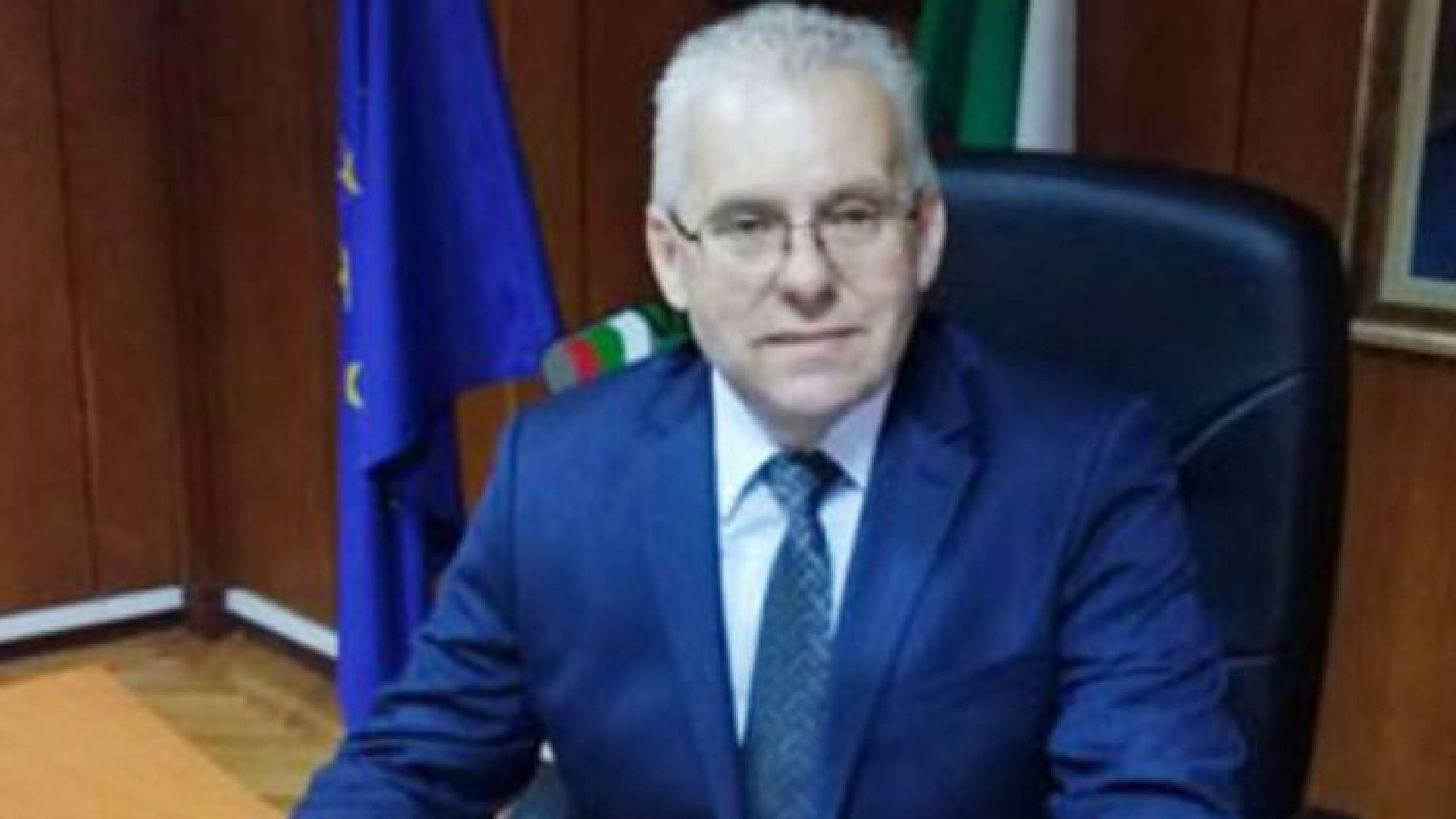 Зам.-шефът на МВР-Кърджали Станимир Станев е новият директор на Националната полиция