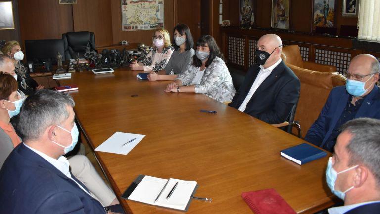 Главният прокурор Иван Гешев е провел работна среща със заместниците
