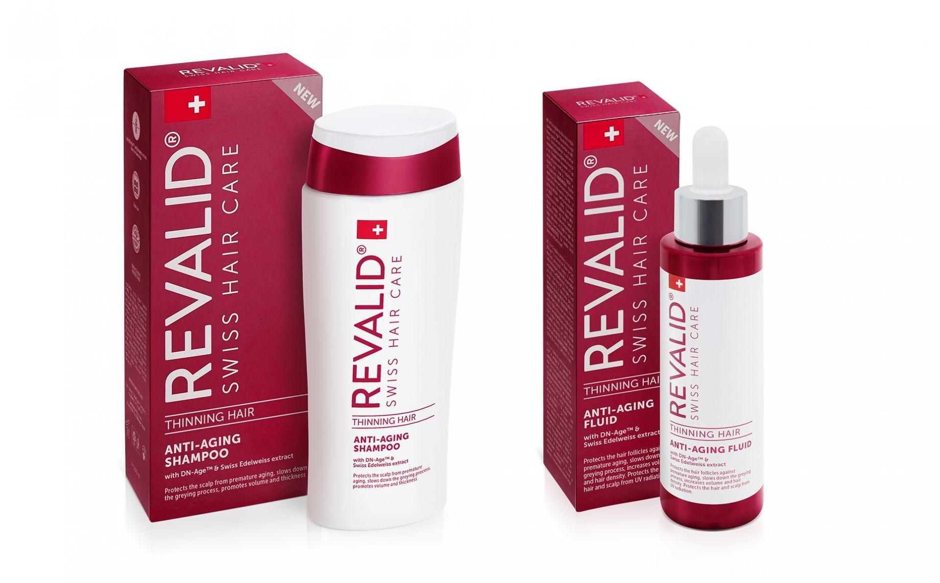 Revalid Packshots TopView ThinningHair Shampoo Combine