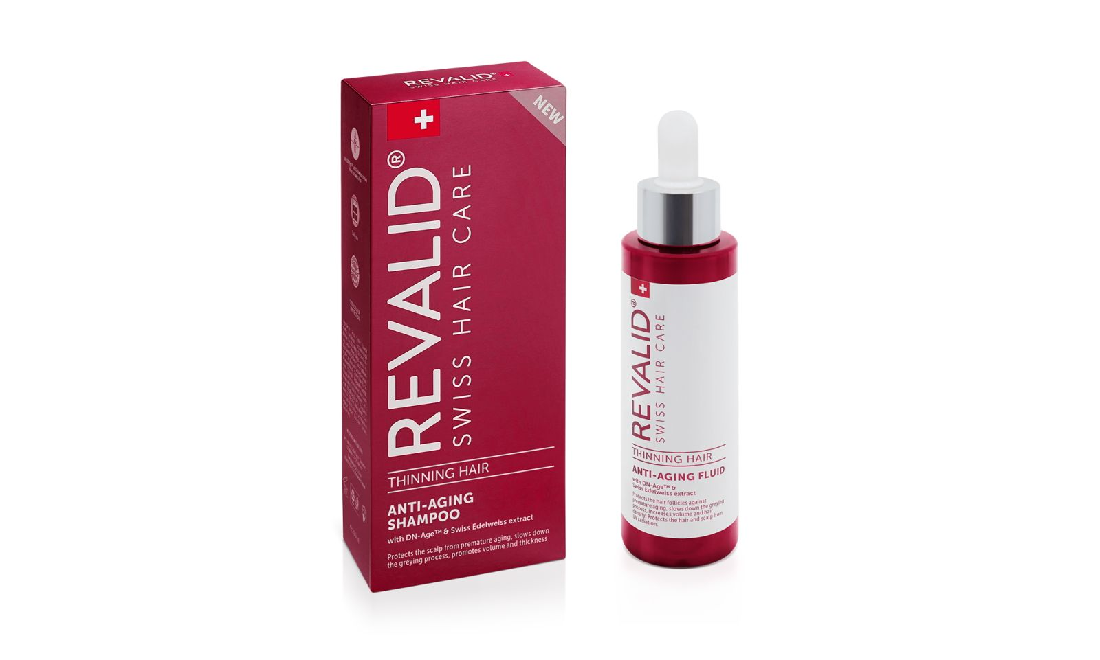 Revalid Thinning Hair Shampoo Pack