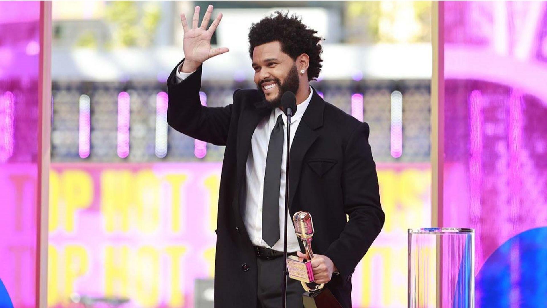 """Weeknd сътвори история на музикалните награди """"Джуно"""""""