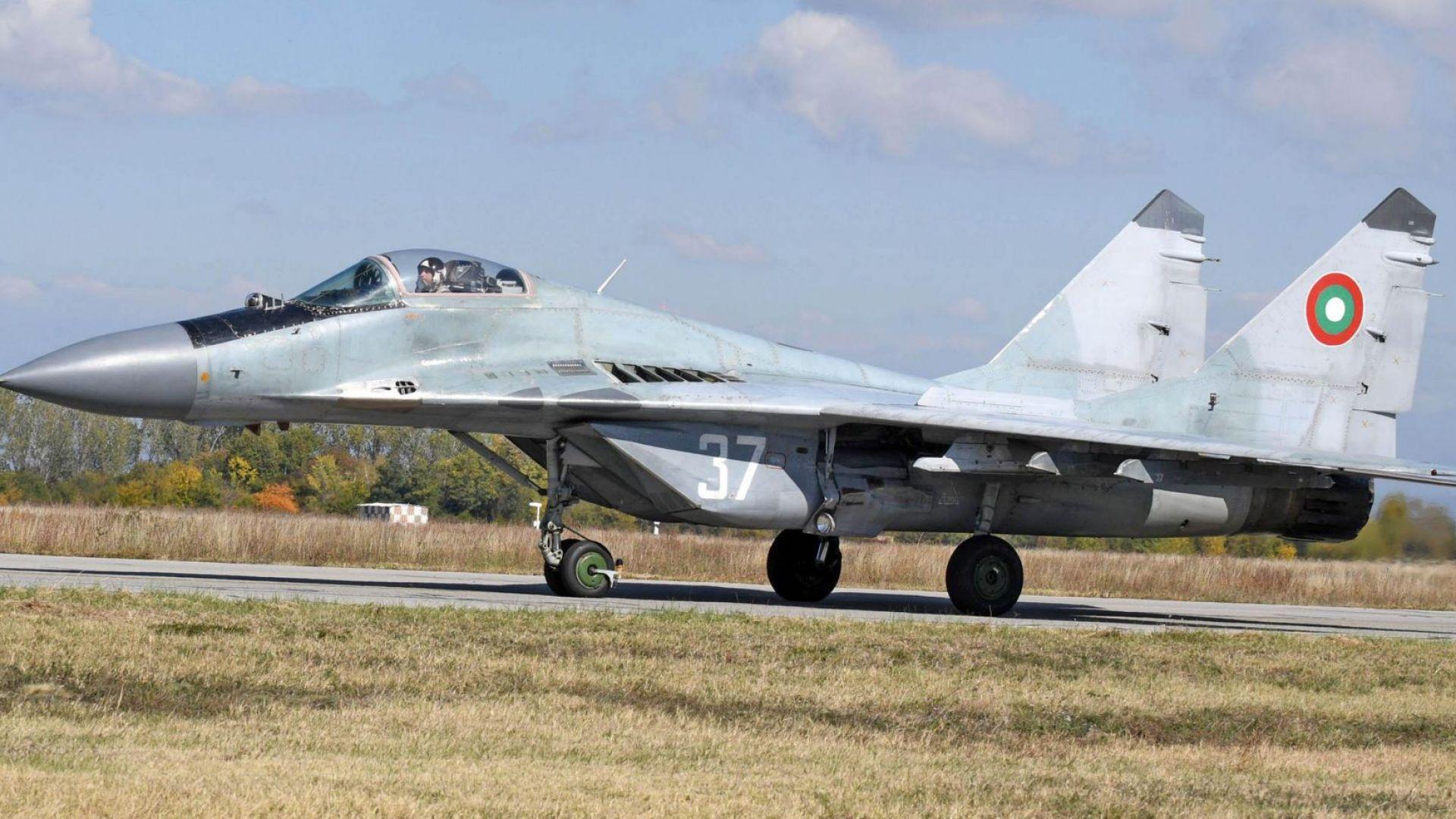 Въпросът с нальота: Защо пилотите от Граф Игнатиево отказваха да се качат на Миг-29?