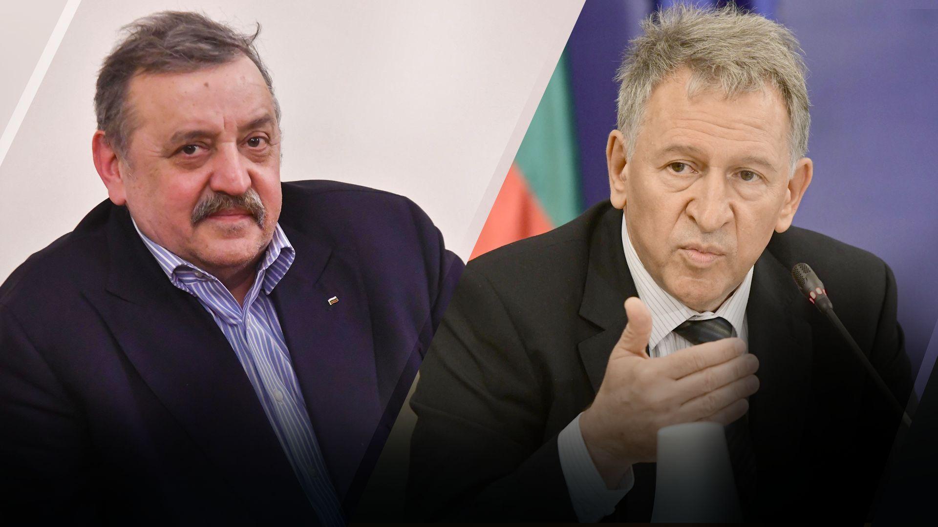 Изчегъртване и в здравеопазването: Тодор Кантарджиев или Стойчо Кацаров?