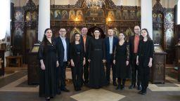 """Четири поколения певци в """"магическата"""" формация """"Гласове на традицията"""""""