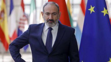 Арменският парламент преизбра Никол Пашинян за премиер