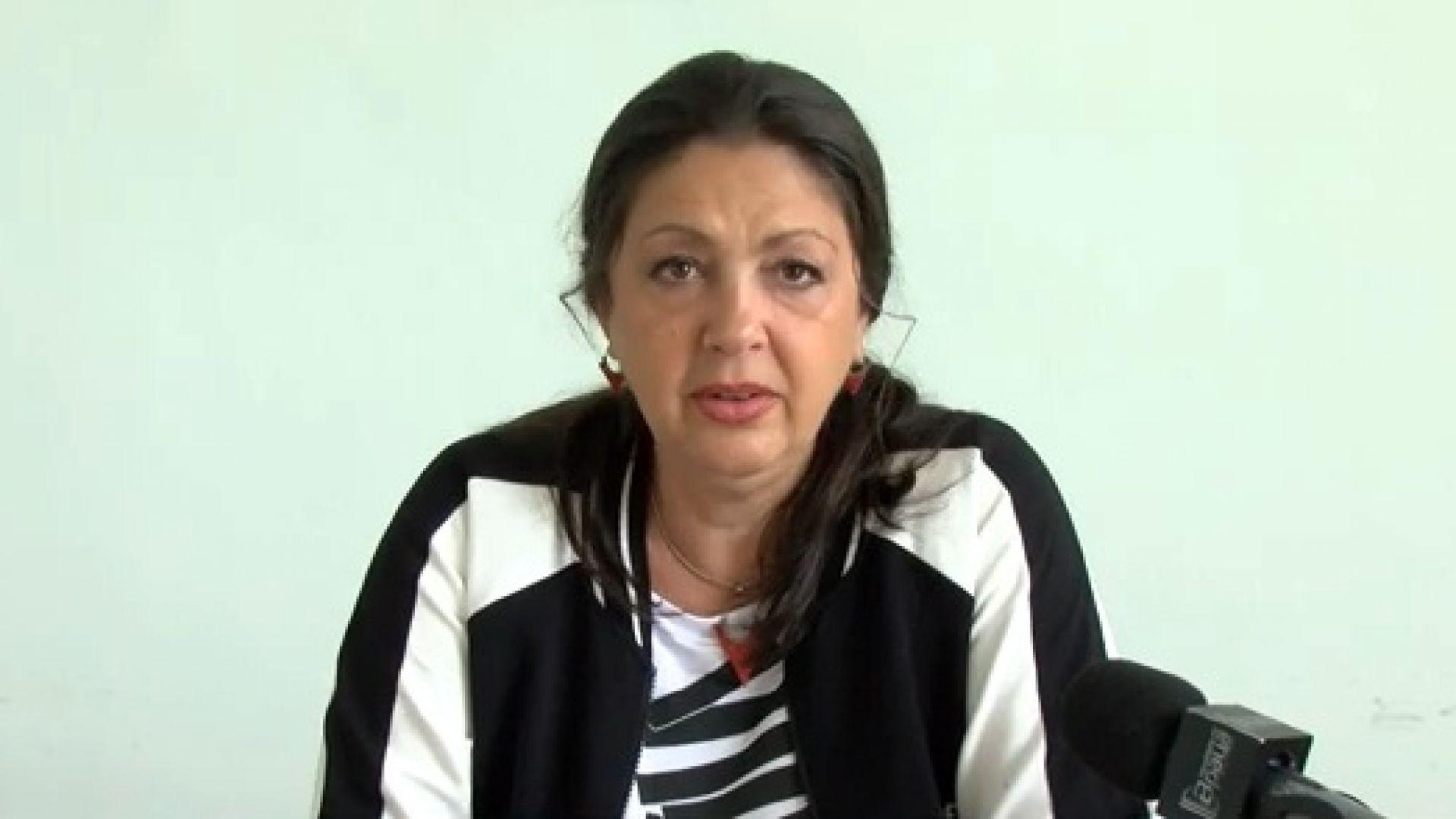Уволниха и директора на РЗИ-Враца Кети Ценова