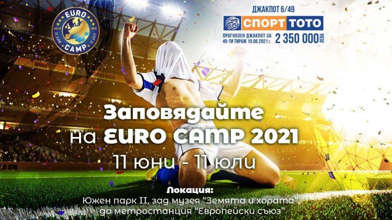 В петък, 11 юни, в Рим се открива Евро 2021