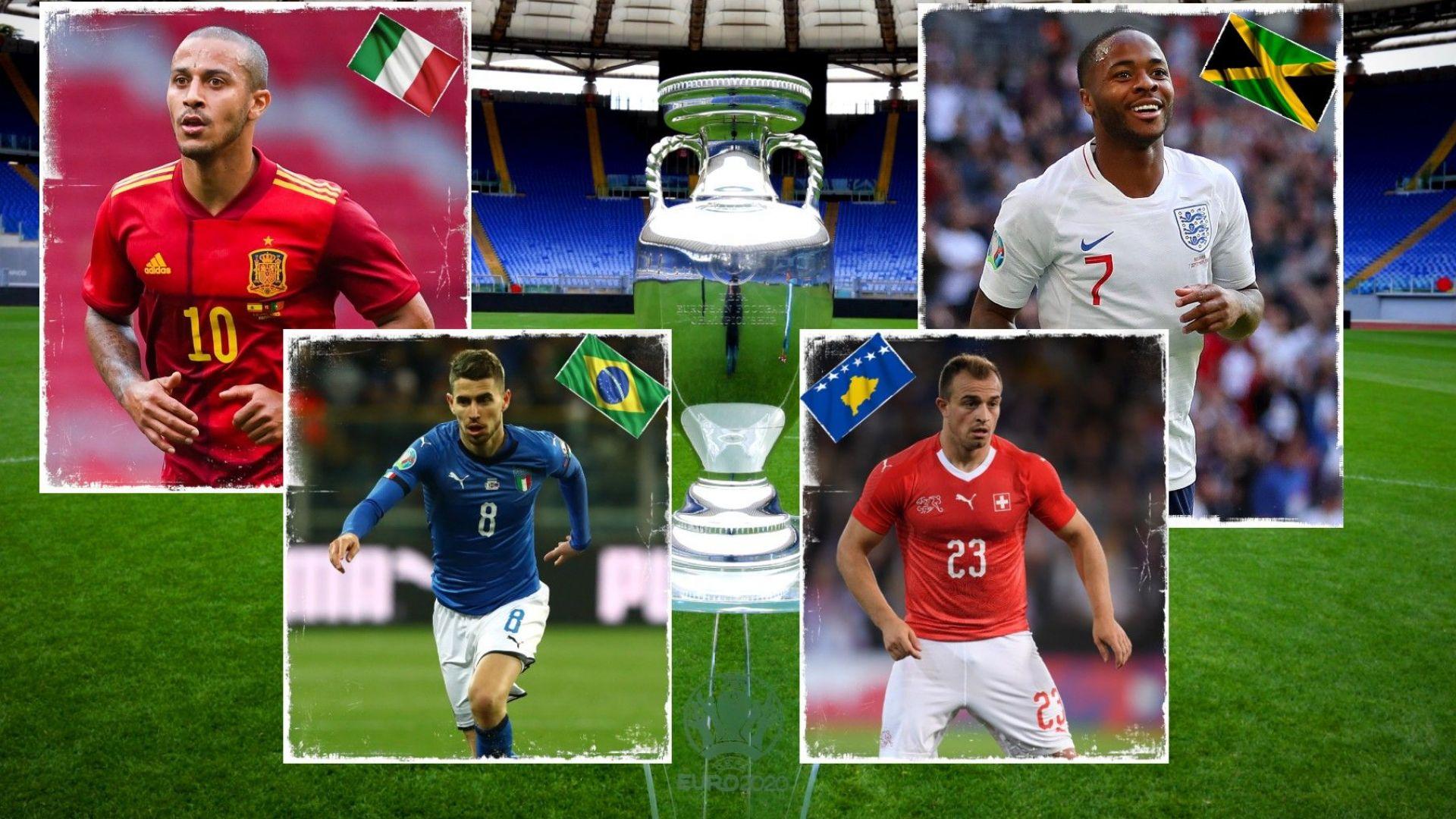 """""""Двойни агенти"""" от шест континента на Евро 2020"""