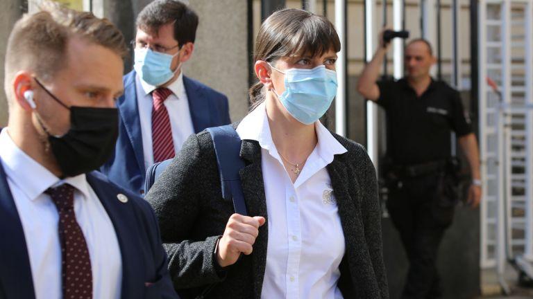 Този следобед на посещение в България пристигна главният прокурор на