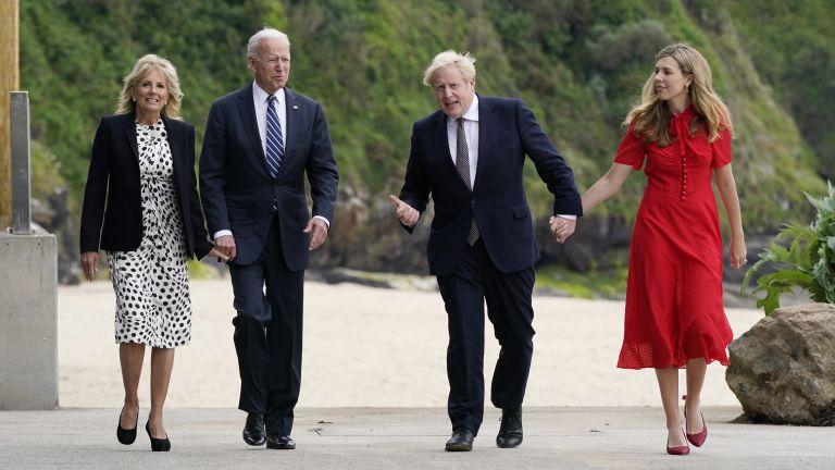 Срещата на върха на Г-7 премина очаквано по етикет -