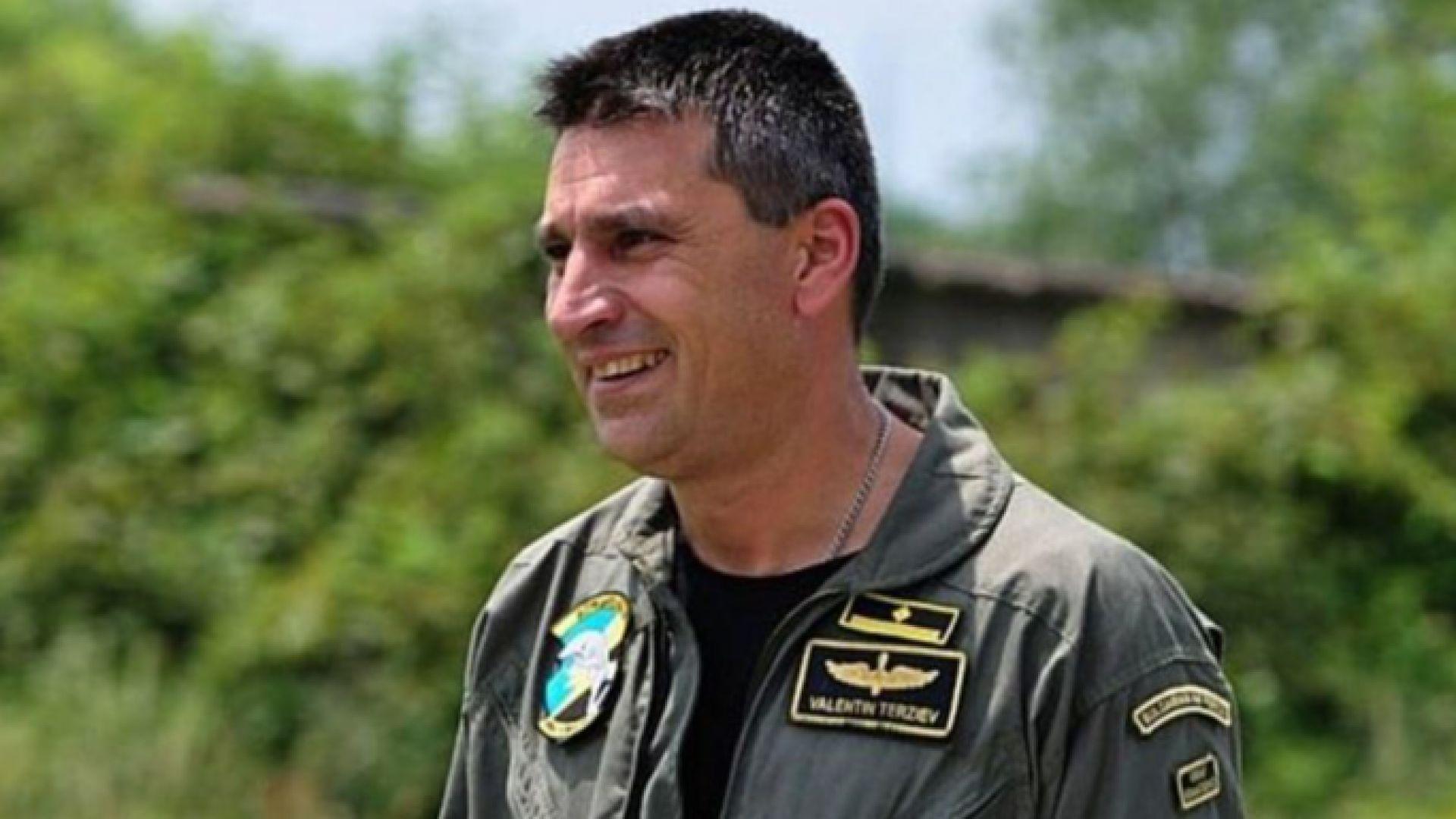 Военният министър призна, че мишената е падала по-бързо, а майор Терзиев можел да откаже задачата