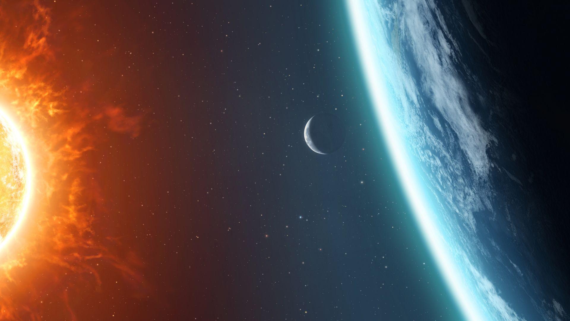 Земята е потъмняла заради  климатичните промени