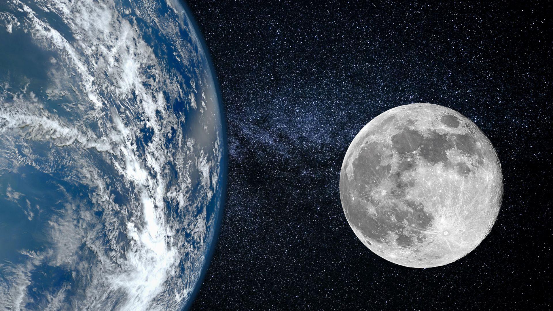 Корпорация ще строи жилищна база за близо $1 млрд. на лунна орбита