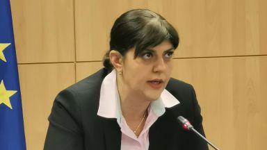 Лаура Кьовеши: Политиците да решат тигър или кученце да е европейската прокуратура