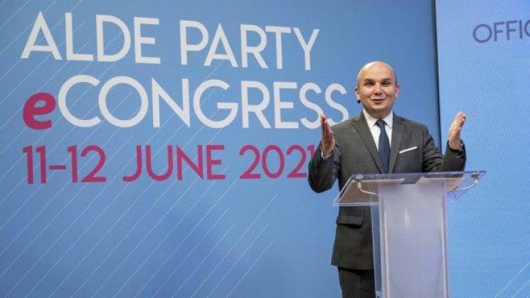 Евродепутатът от ДПС Илхан Кючюк е избран с голямо мнозинство