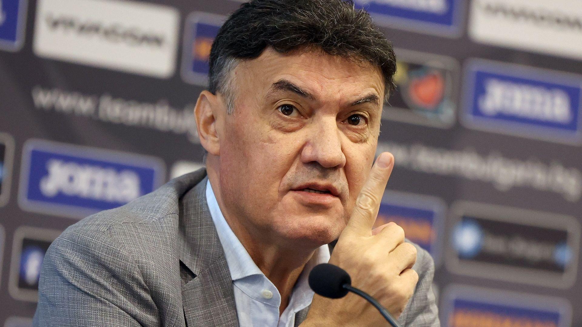 Михайлов обясни какво го е върнало в БФС и отстрани човек на Бербатов от Изпълкома