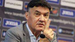 Боби Михайлов си постави отлична оценка и заяви: Във футбола ни няма корупция