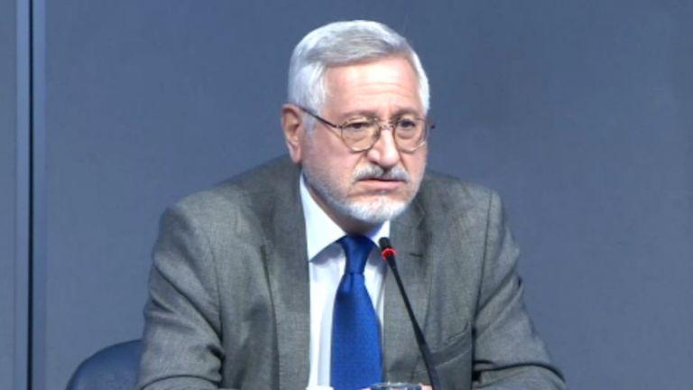 Съпредседателят на Съвместната мултидисциплинарна експертна комисия по исторически и образователни