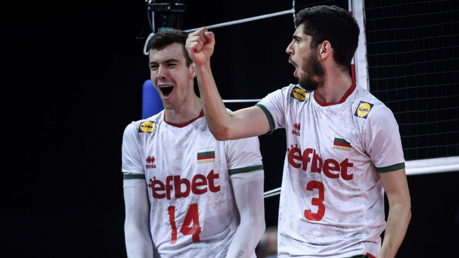 Волейболна България прекъсна кошмарната си серия от загуби