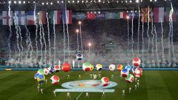 Церемонията по откриването на Евро 2020 (галерия)