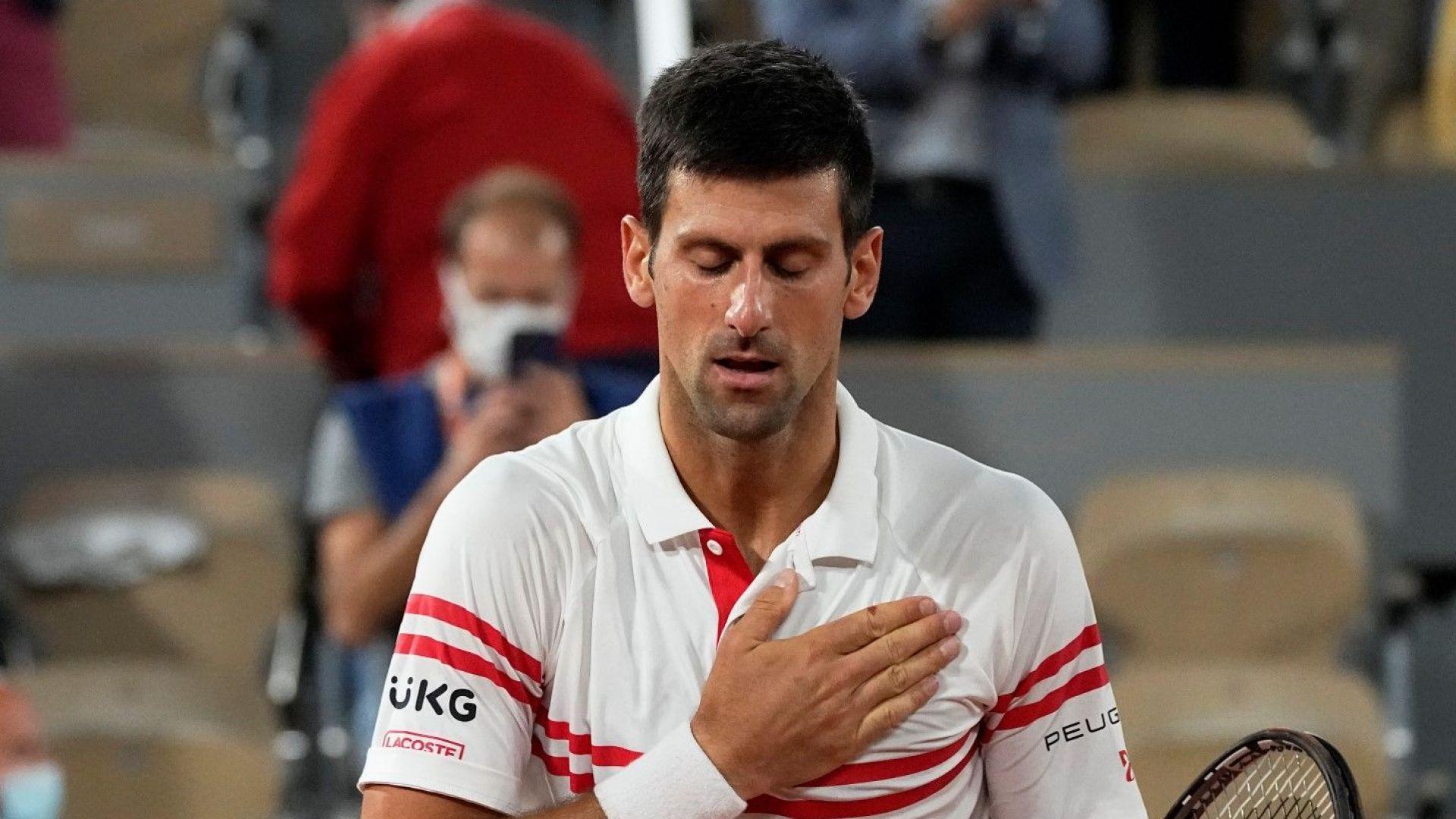 Световният №1 в тениса потвърди, че заминава за игрите в Токио
