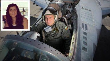 Жената на загиналия пилот със своя версия за трагедията: Умишлено убийство