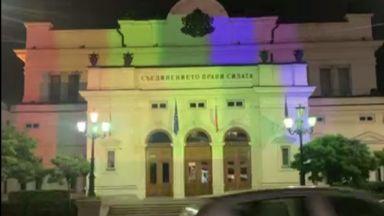 Младежите на ВМРО: Кой допусна поругаването на сградата на Народното събрание?