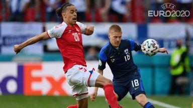 Евро 2020: Дания - Финландия 0:0 (на живо)