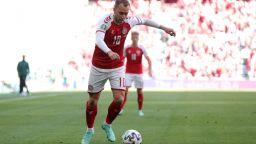 Ериксен бе поканен на финала на Евро 2020