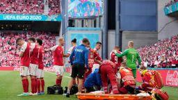 УЕФА награди спасителите на Ериксен, сред тях е и български лекар