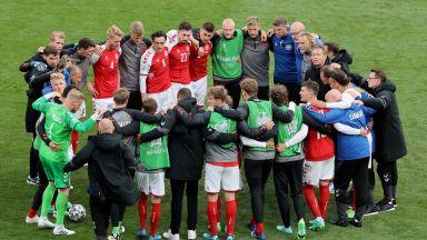 Селекционерът на Дания: Не мога да бъда по-горд от моите футболисти