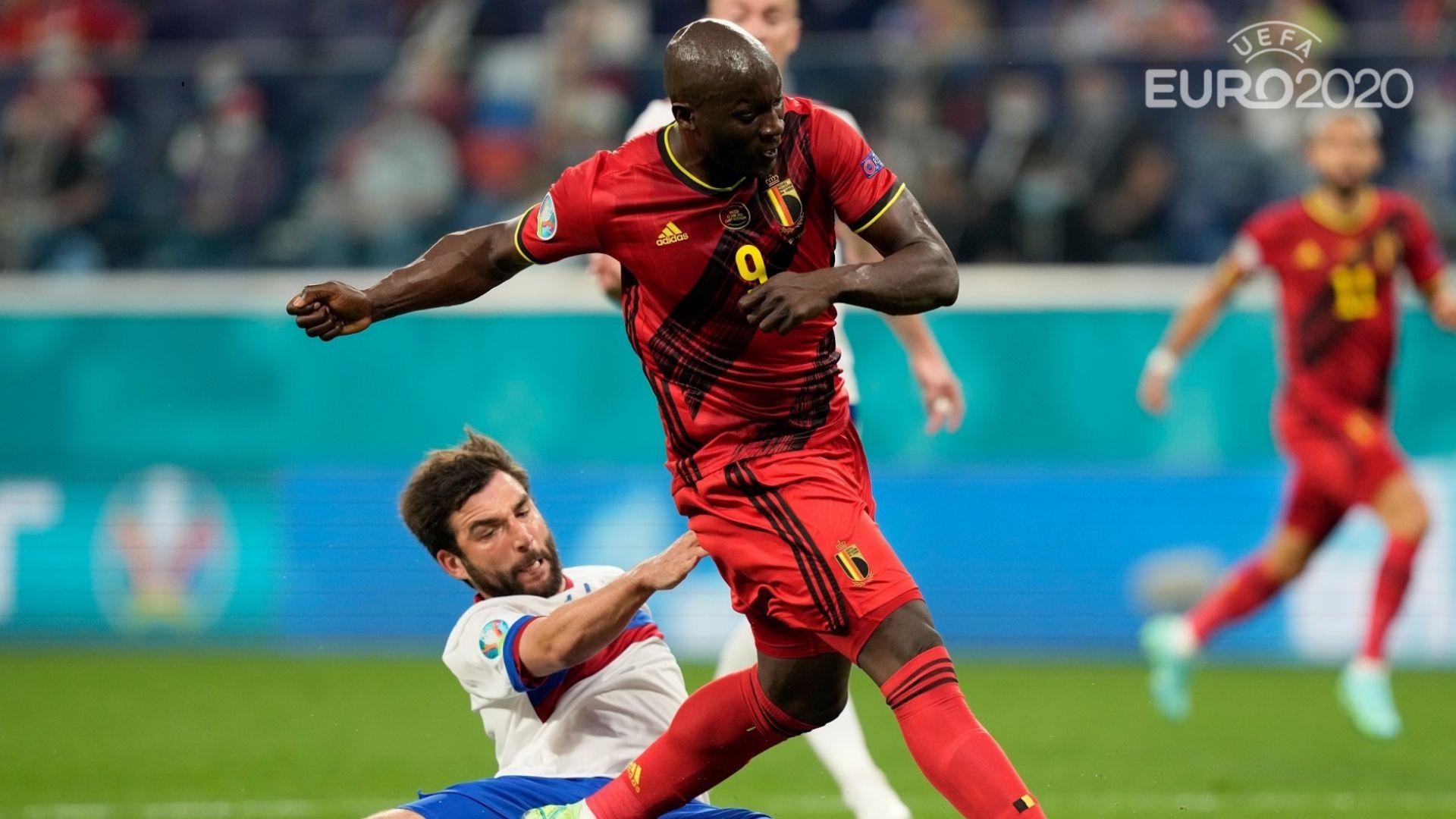 Фаворитът Белгия се разправи с Русия със стряскаща лекота