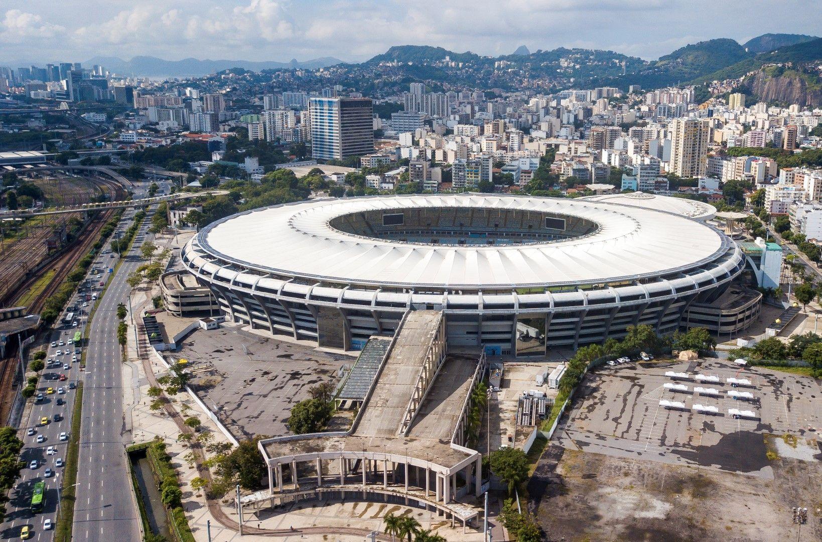 """""""Маракана"""" в Рио - храм на бразилския и световен футбол, ще приеме само финалния мач"""