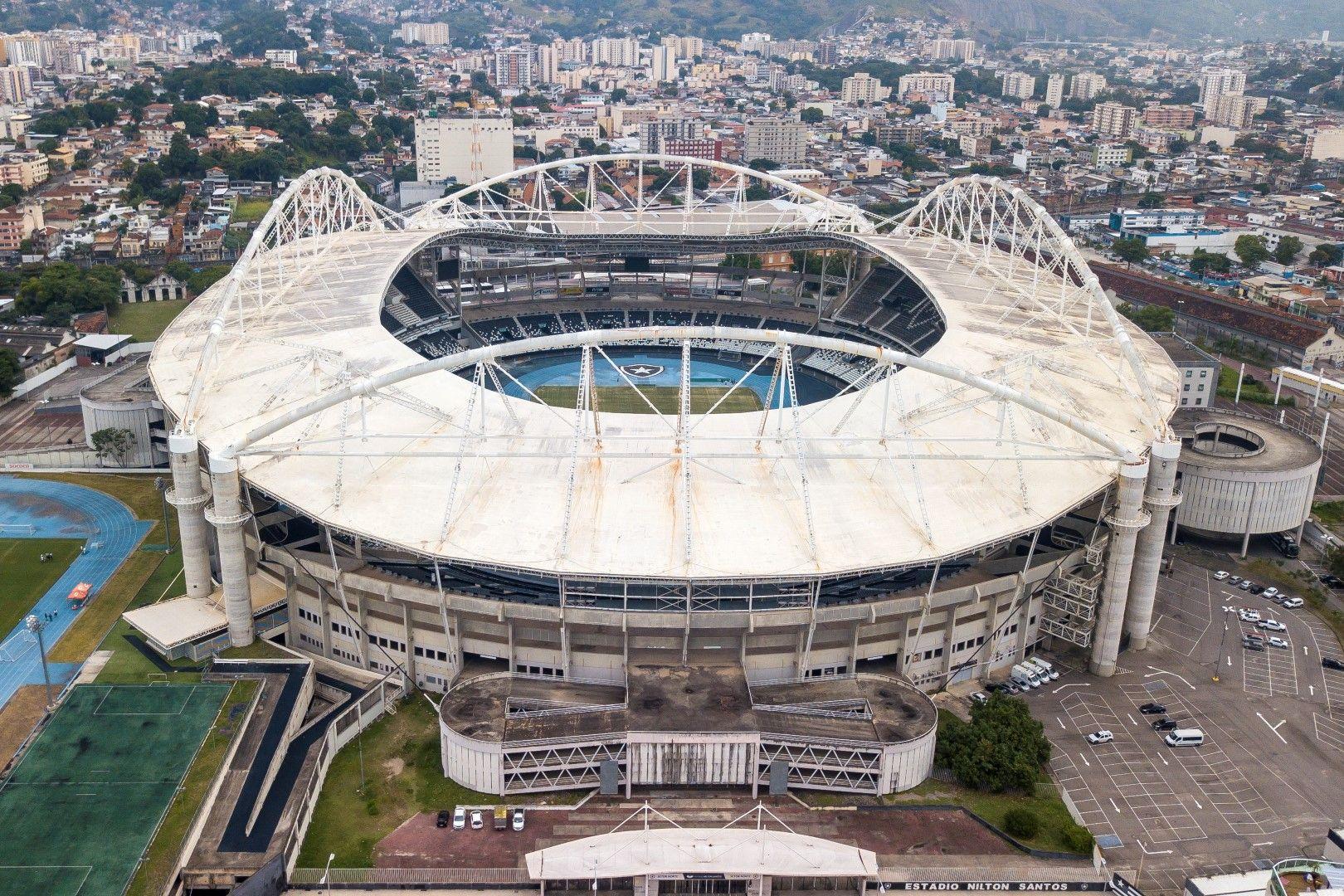 """Стадион """"Нилтон Сантос"""" в Рио де Жанейро ще изнесе домакинството на 7 мача"""