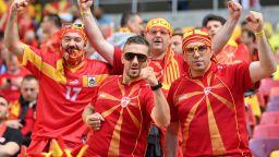 Гърция се оплака от екипите на Северна Македония на Евро 2020