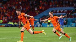 Евро 2020: Нидерландия - Украйна 2:2, гостите избухнаха за 5 минути (на живо)